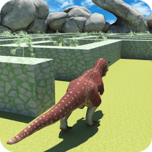 Real Dinosaur Maze Runner Simulator 2020