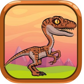 Running Dinosaur Adventure Game